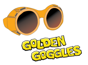 Golden_Goggles_Transparent_Background